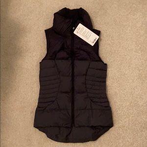 lululemon flufflin' awesome vest